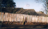 Carbis Bay: Picket Fencing