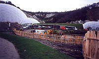 Eden Project: Picket Fencing